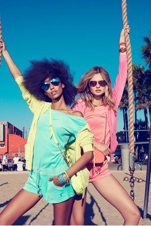 женская мода весна 2014