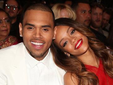 Рианна (Rihanna) и Крис Браун (Chris Brown)