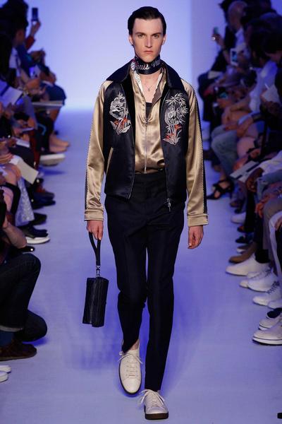 Неделя мужской моды в Париже: лучшие показы | галерея [3] фото [10]