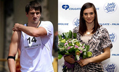 Елена Исинбаева вышла замуж за отца своей дочери
