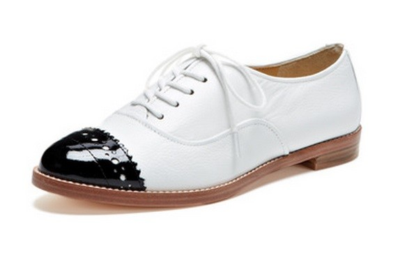 Модные женские ботинк