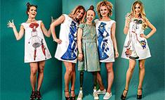 Красавица дизайнер без ног поразила Славу Зайцева