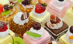 Любительницам сладкого не грозит лишний вес