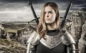 Славянские женщины-полководцы: как они мстили и воевали за мужей