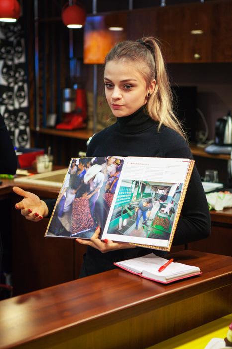 Кофейни Волгограда: Babetta Coffee Волгоград
