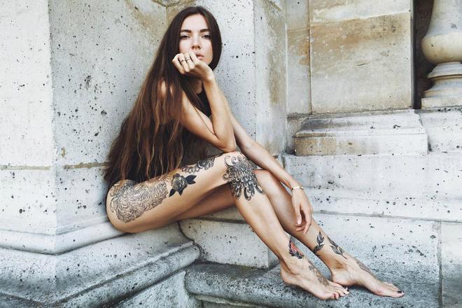 Reebok Classic и тату-мастер из Петербурга создали коллекцию: фото, подробности