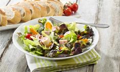 Меню на каждый день: 9 самых вкусных салатов