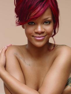 Раньше Рианна (Rihanna) рекламировала только косметику.