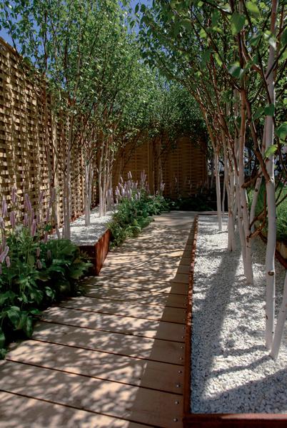 Садовые дорожки: практичные советы | галерея [3] фото [2]