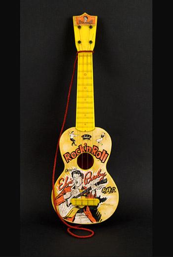 Гитара Элвиса Пресли
