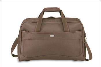 Стильный багаж Antler шоколадного цвета – вне возраста и вне образа жизни.