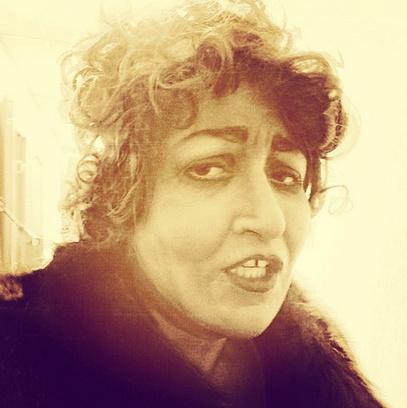 Ирина Дубцова, лучшее селфи