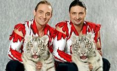 Братья Запашные назвали тигрицу в честь Жанны Фриске