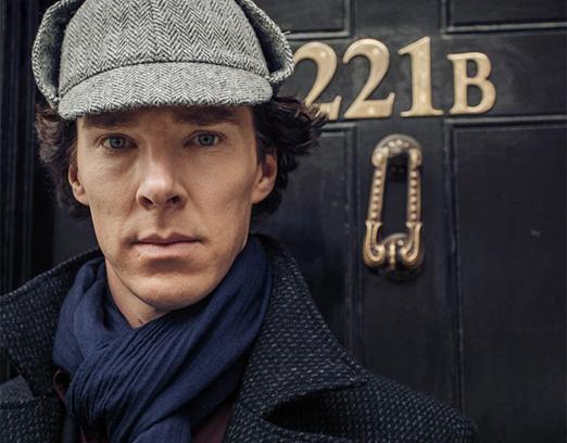 фото шерлок холмс из сериала