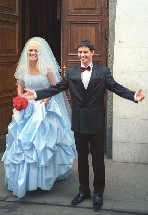 Виктория и Антон Макарские фото