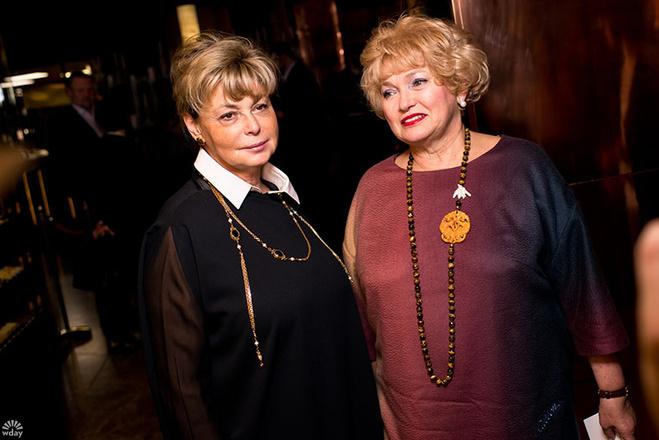 Елена Зильберквит и Людмила Нарусова фото