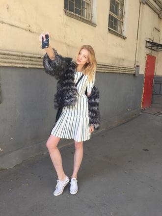 Стрит-стайл: модные луки от краснодарок