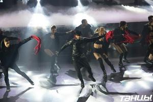 Мигель в шоу Танцы