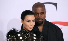 Ким Кардашьян жалуется на сильный токсикоз