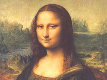 Мона лиза картина