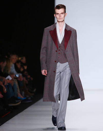 Показ коллекции LEONID ALEXEEV осень-зима 2013/14 на Mercedes-Benz Fashion Week Russia