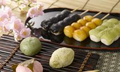 Знакомимся с японской кухней: сладости вагаси