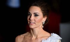 В одном и том же: любимые платья Кейт Миддлтон