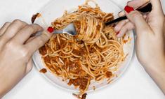 Рецепты макарон с фаршем на сковороде