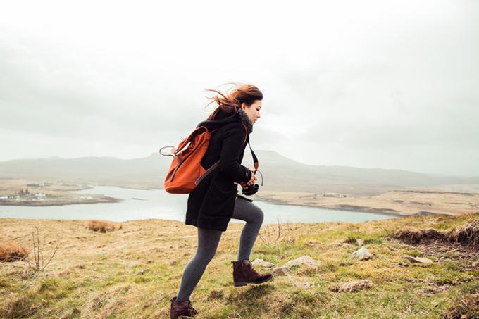 Что нам так нравится в пеших прогулках?