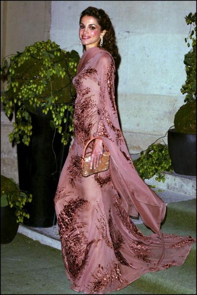 Королева Иордании Рания, 2002 год