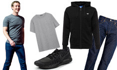 50 футболок серого, или Почему Цукерберг любит джинсы и майки