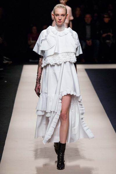 Неделя моды в Милане: день первый | галерея [3] фото [5]