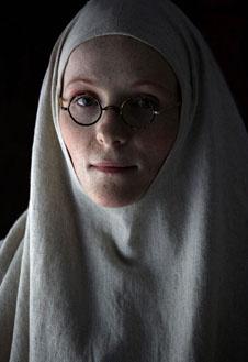 Полина Кутепова в роли Пелагии