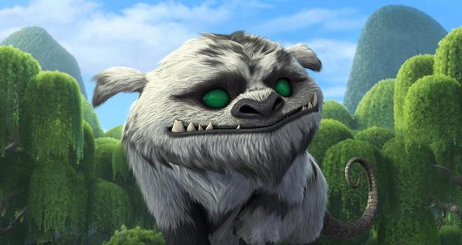 кадр из фильма «Феи: Легенда о чудовище»