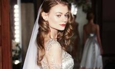 Дух захватывает: свадебные платья – 2017 от Юдашкина