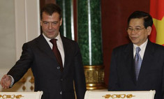 Россия и Вьетнам договорились о сотрудничестве