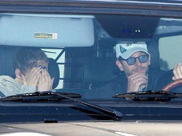 Дженнифер Лопес (Jennifer Lopez) вновь застали с Брэдли Купером