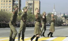 День Победы в Красноярске: праздничная программа