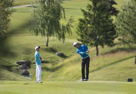 В гольф-клубе Agalarov Golf & Country Club прошел третий Чемпионат при поддержке ELLE фото 4
