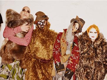 Последняя коллекция Вивьен Вествуд (Vivienne Westwood)