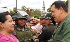 Партия Уго Чавеса победила на выборах в Венесуэле