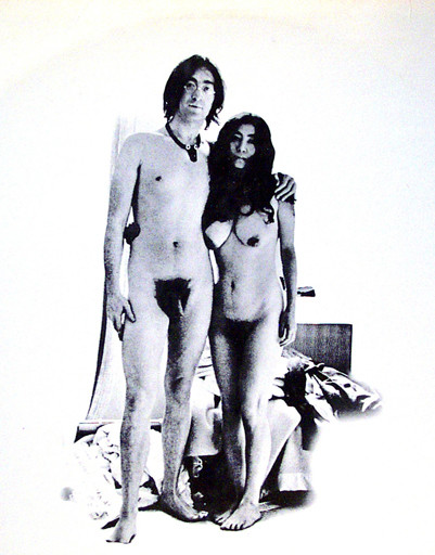 Two virgins Джона Леннона и Йоко Оно