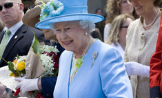 Елизавета II впервые за последние годы пропустила официальную церемонию