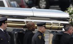 Похороны Уитни Хьюстон: песни для великой певицы