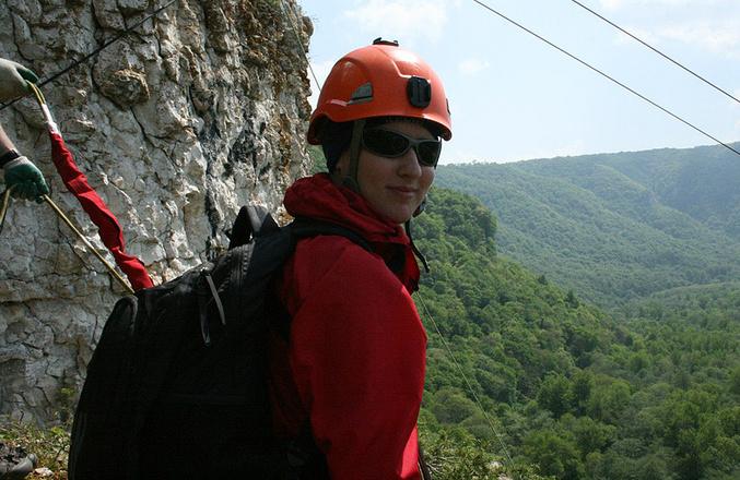 Ирина Авхатова, роуп-джампер, фото