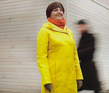 Ольга, 45 лет, журналист «Медленный шаг успокаивает душу»