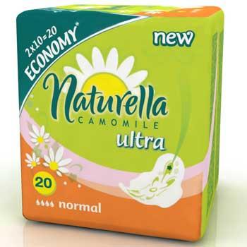 Прокладки Naturella помогут чувствовать себя комфортно и в критические дни.