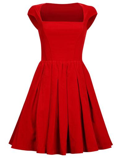Красное платье LUBLU Kira Plastinina