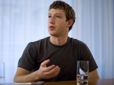 Марк Цукерберг (Mark Zuckerberg) - создатель Facebook