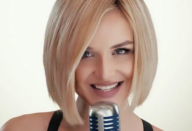 Евровидение: Полина Гагарина, фото